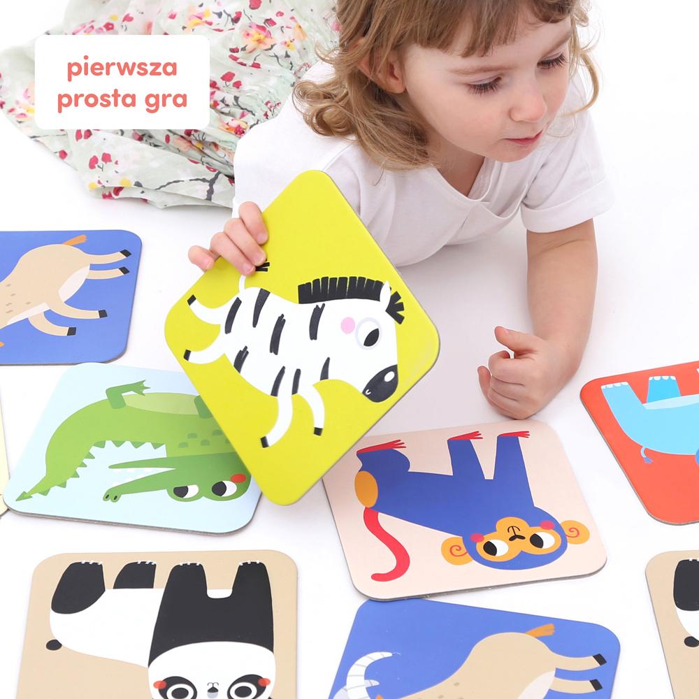 zabawki dla dzieci edukacyjna gra memory