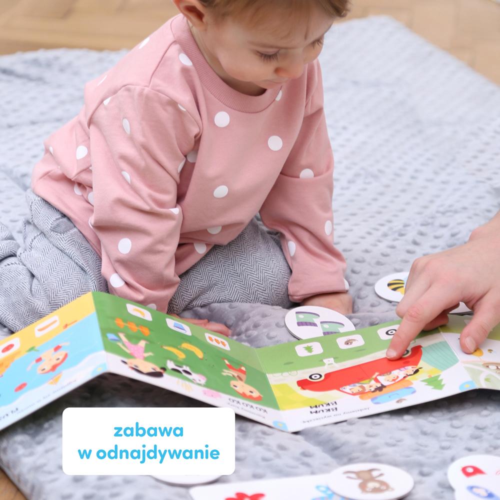 Książeczka obserwacyjna dla dzieci Mój rok