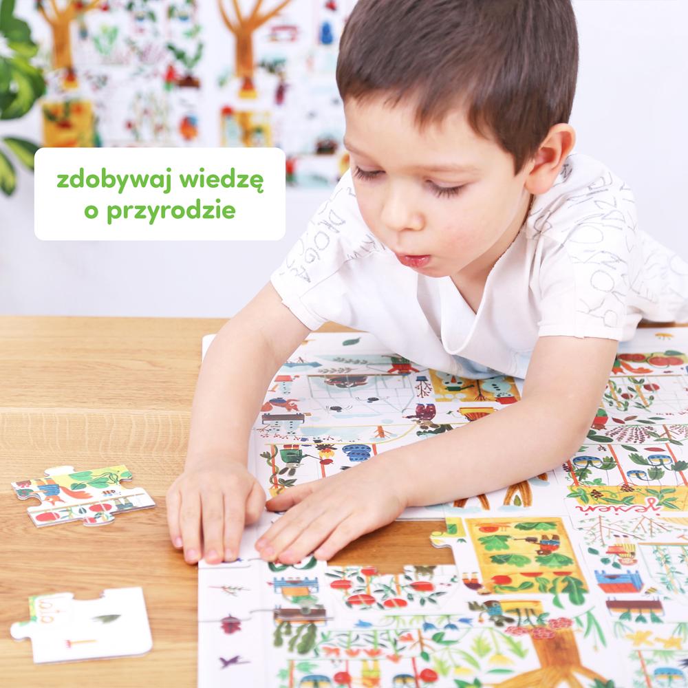 przyroda dla przedszkolaków