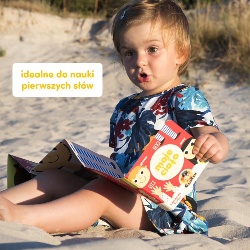 książeczki dla dzieci na plażę