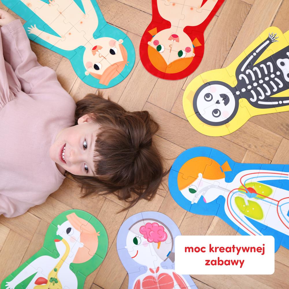 anatomia na wesoło dla dzieci