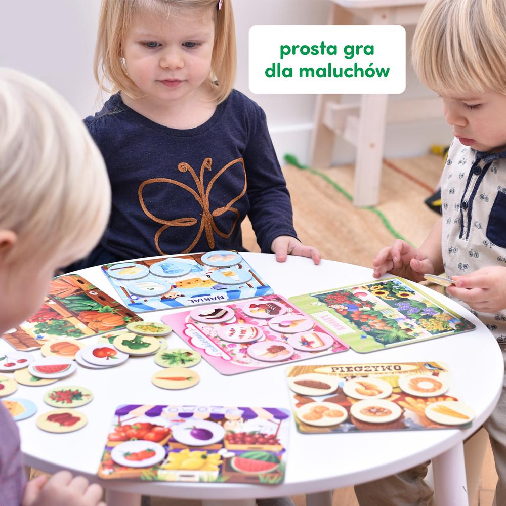 loteryjka - prosta gra dla dzieci