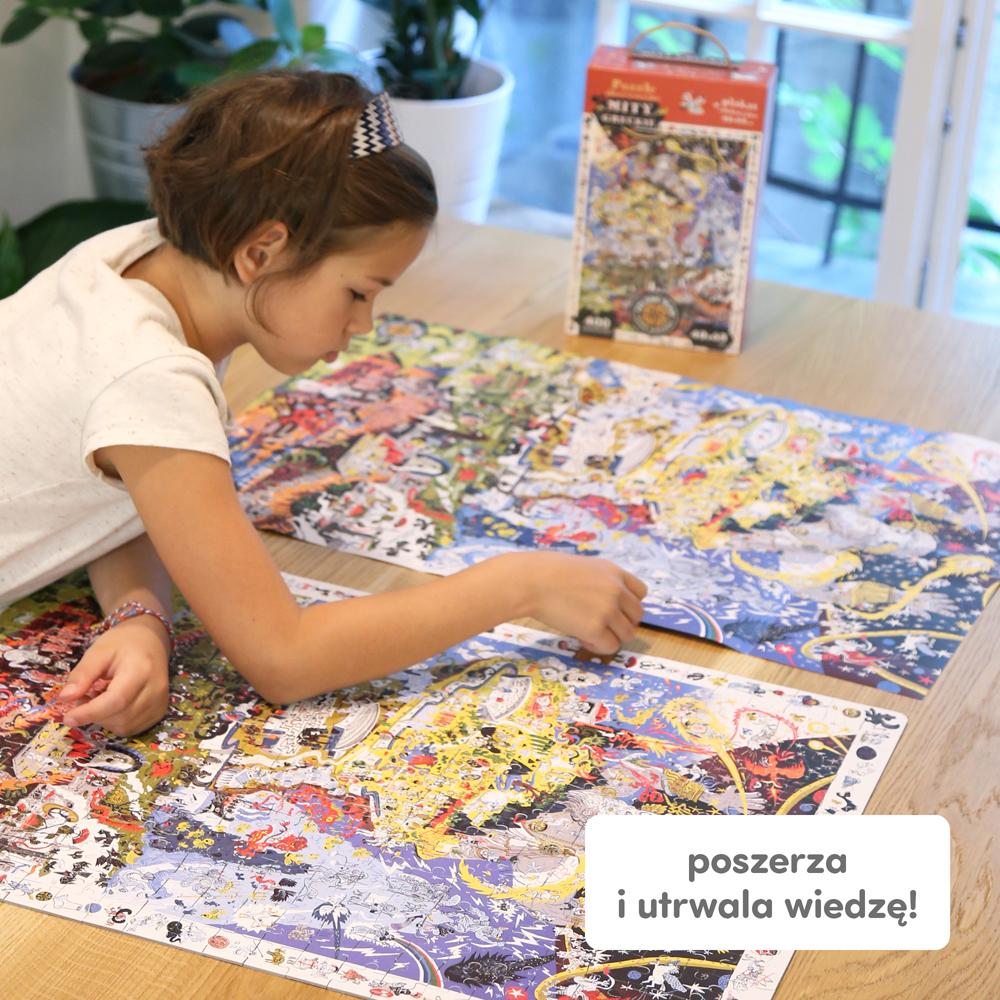 puzzle mitologia 425 el