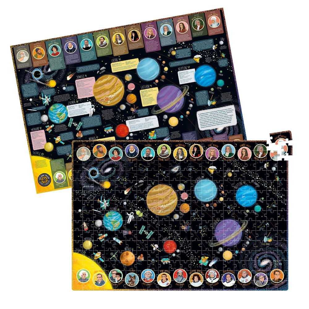puzzle dla fana kosmosu