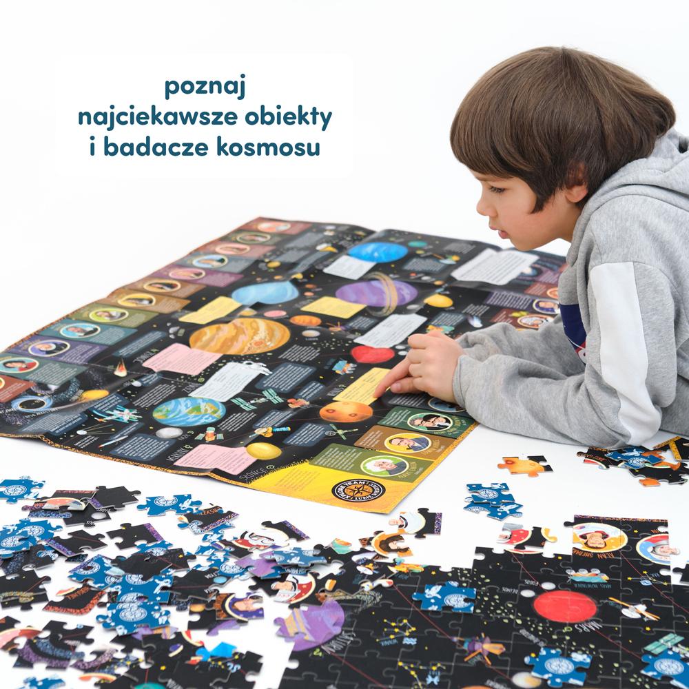 kosmiczne odkrycia dla dzieci