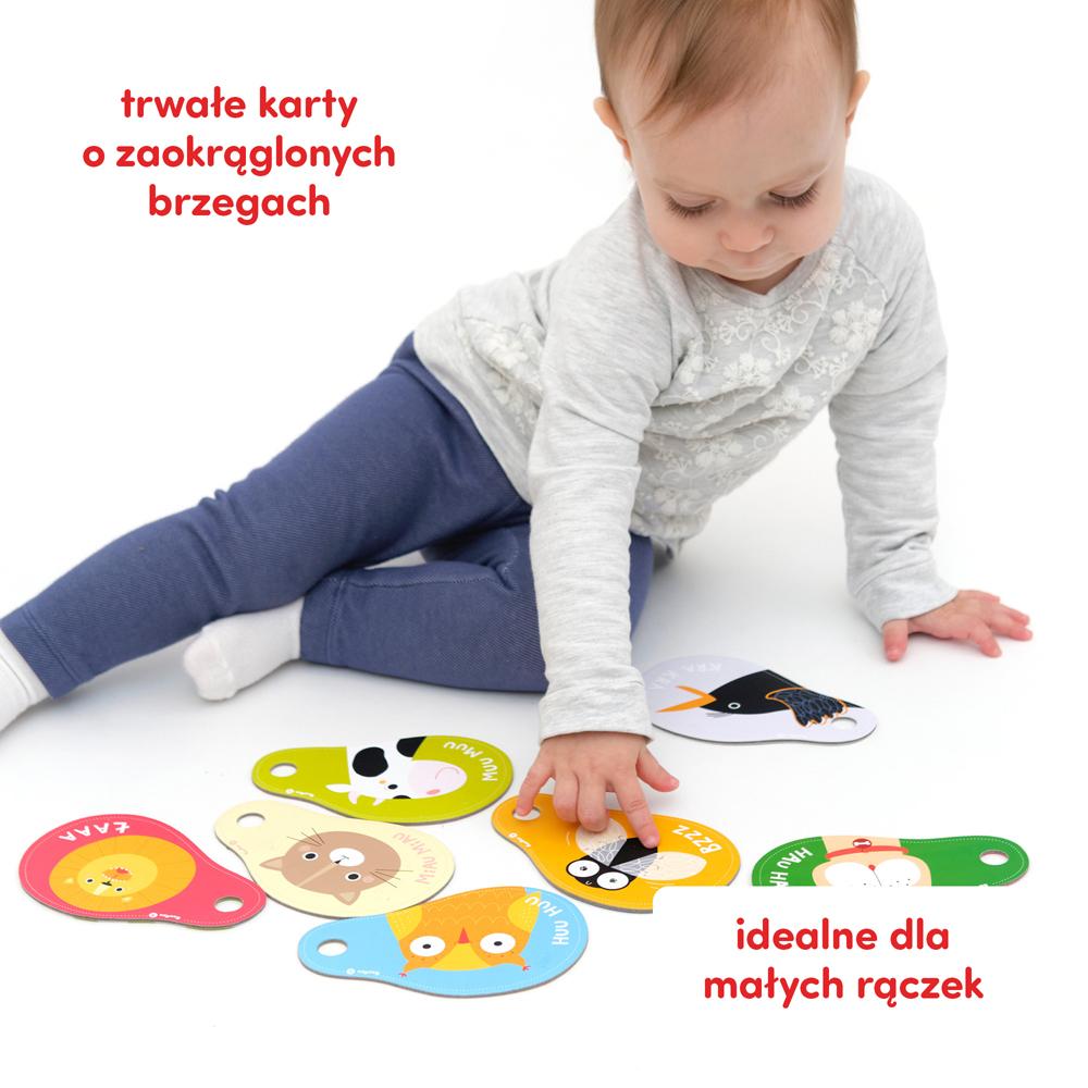 Zabawy wspierające rozwój mowy