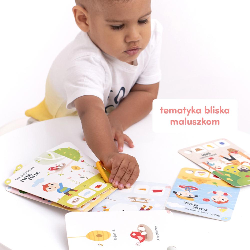 książeczka dla maluszków mój rok