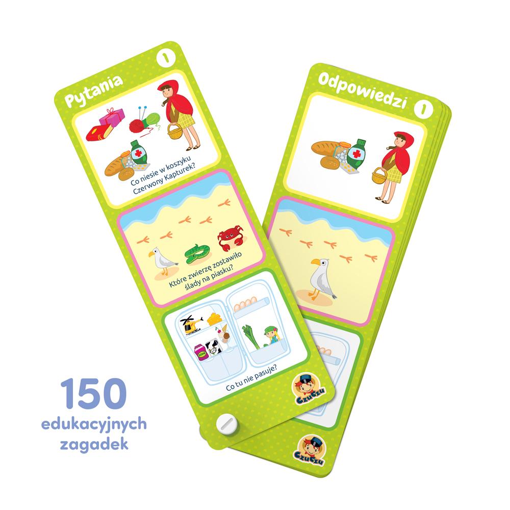 edukacyjne zagadki dla dzieci 4-5