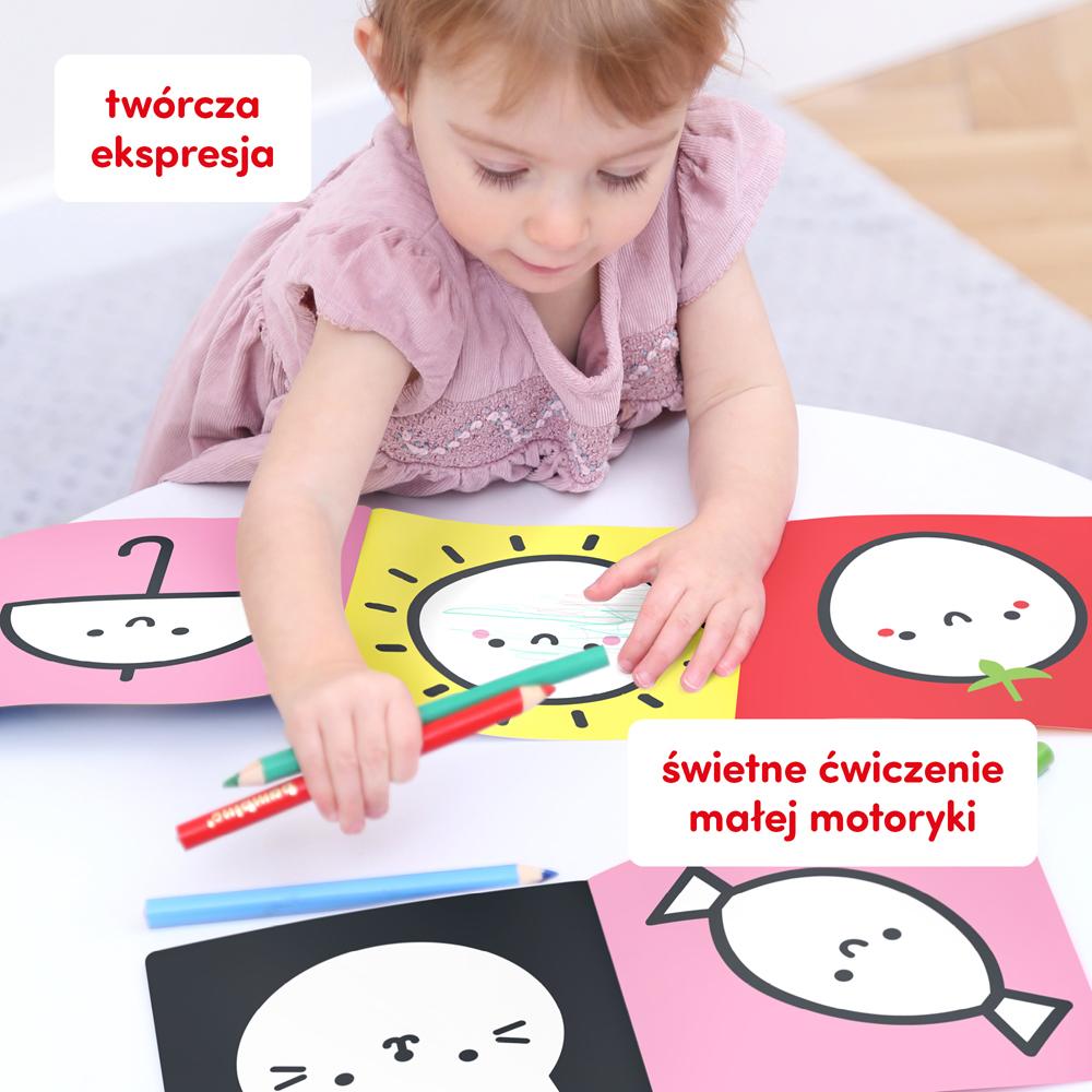 po co dziecku rysowanie