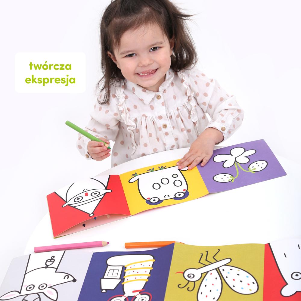 twórcza ekspresja dzieci