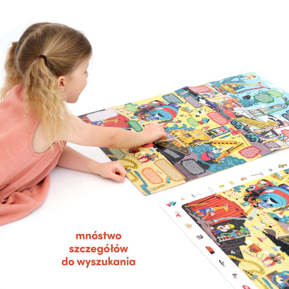 puzzle na prezent dla 4 latka