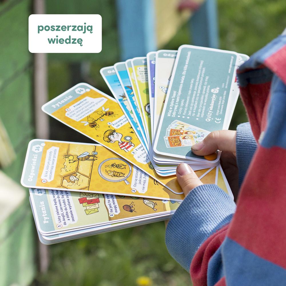 książeczka z zagadkami dla dziecka 7+
