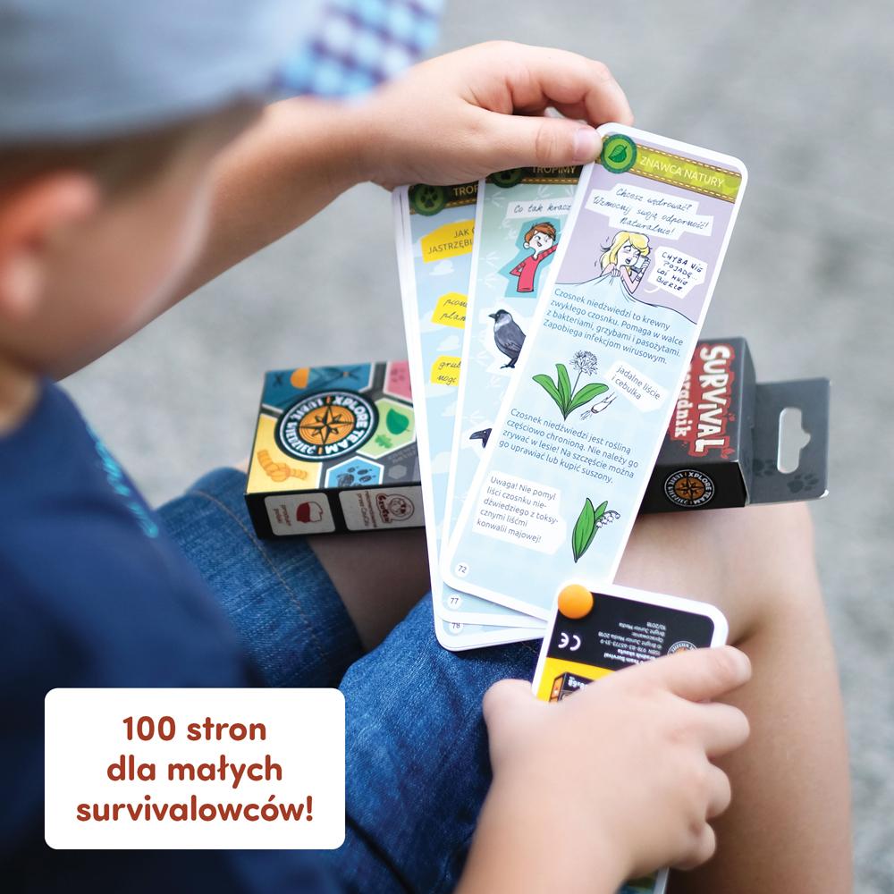 survival dla dzieci