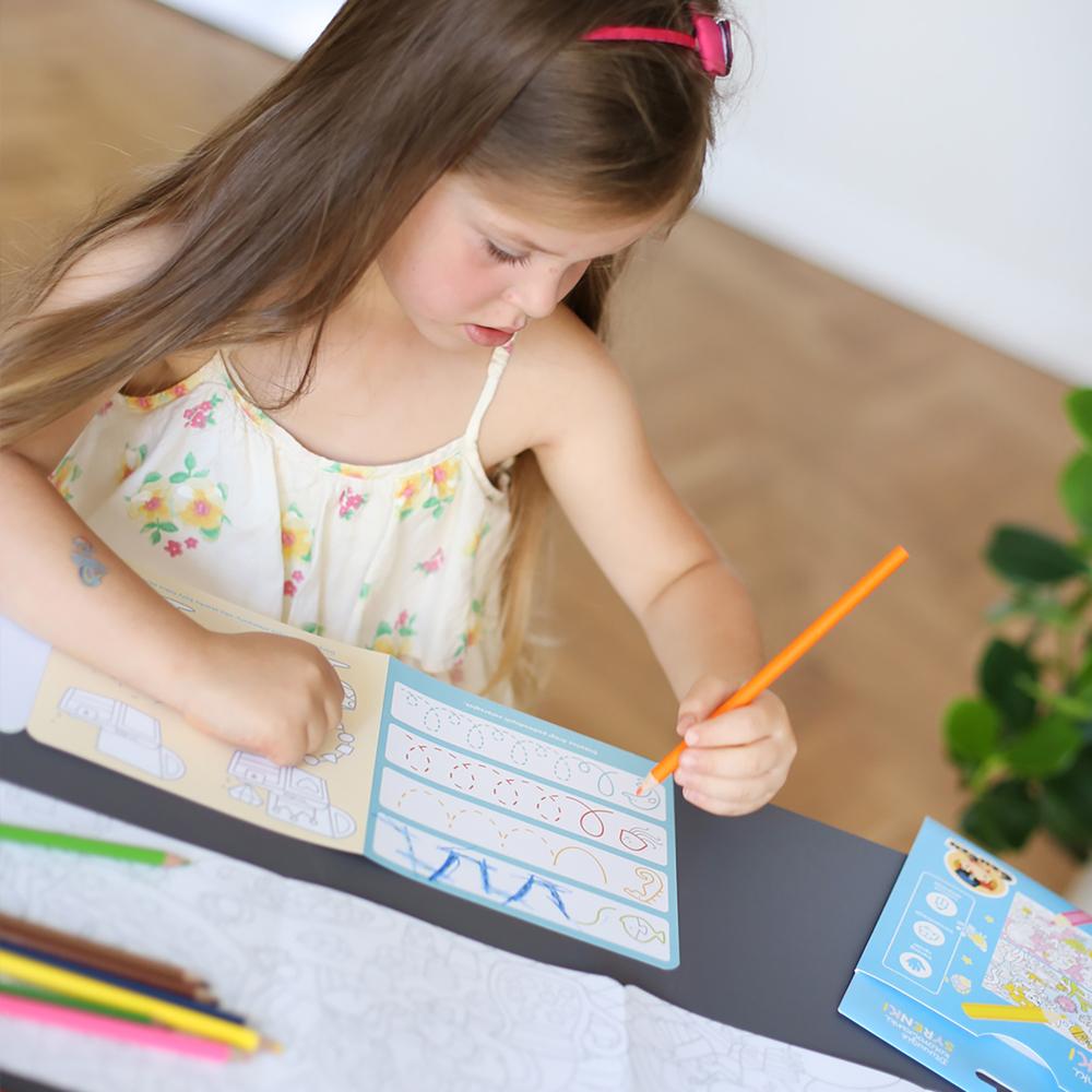 kolorowanki dla dzieci syrenki