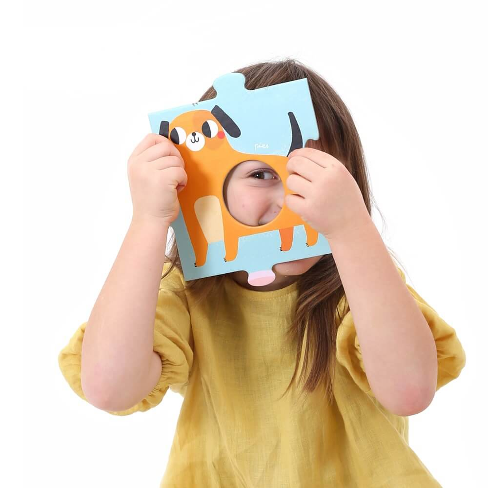 Artykuł Literkowe zabawy - Duuuże Puzzle Alfabet - duże elementy