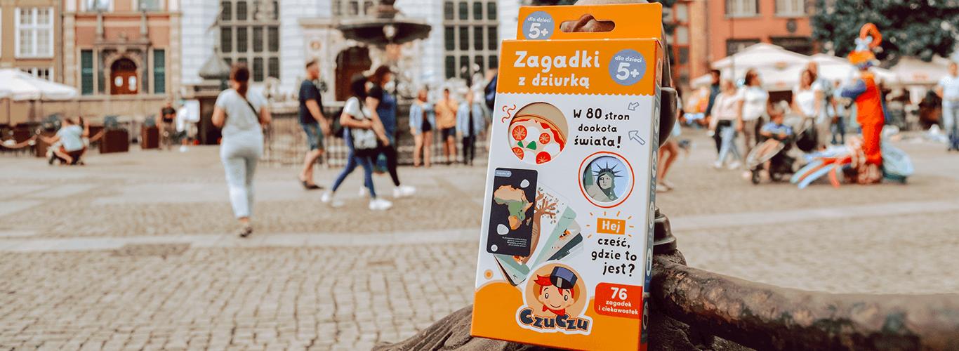 Zagadki z dziurką w Gdańsku